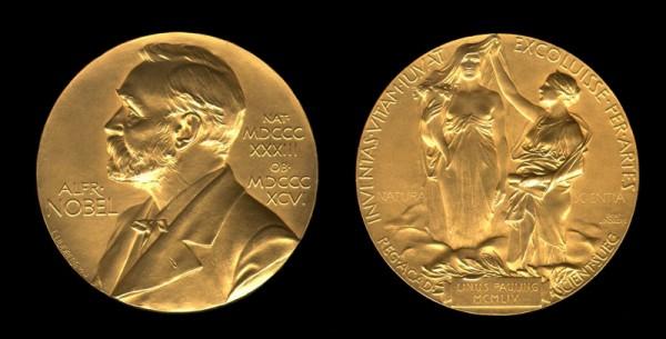 Nobel Prize Winners till date