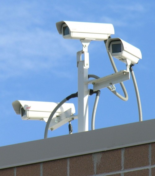 Hack Public Security Camera