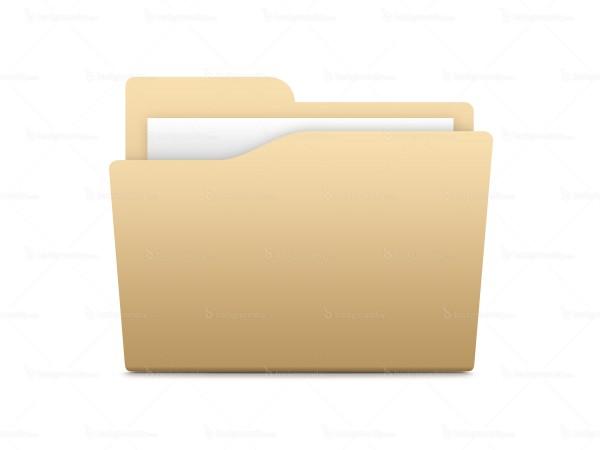 con folder