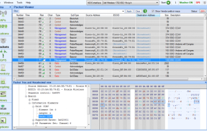 Hack Wifi using Wireshark