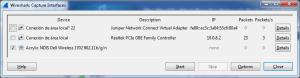Hack Wifi data Wireshark