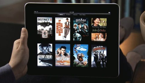 Download movies to iPad without using iTunes