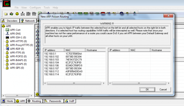 Hacker (trouver ) le mot de passe d'un WIFI en utilisant Cain et Abel ! 2