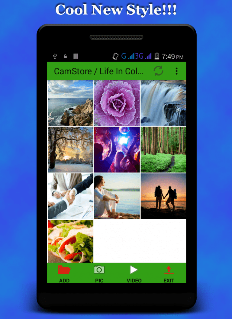 Top 5 Gallery Apps For Android that cannot be missed
