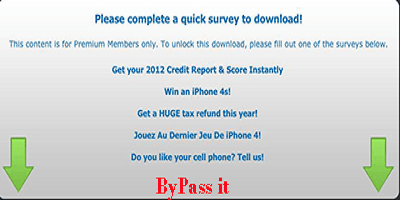 How to Bypass Surveys with 5 easy Methods 2016
