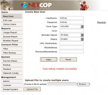 Download NetCop Intrusion Detection Tool