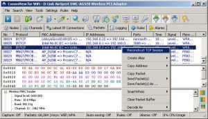 Download commview WiFi hacking Software