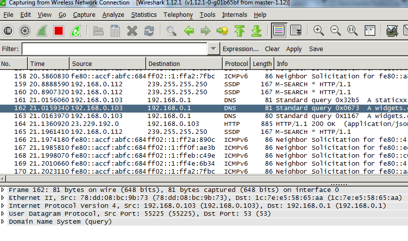 Wireshark Hacking tutorial