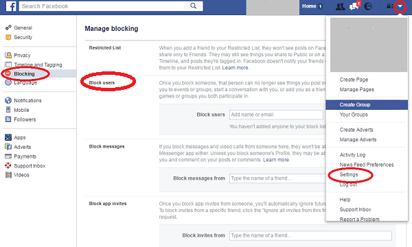 Block Facebook Game Invites With 3 Easy Steps Tech Files