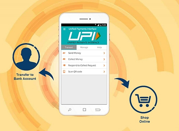 How to use UPI app for Electronic payment