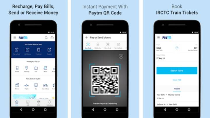Mobile Payment Apps in India, best mobile wallet India