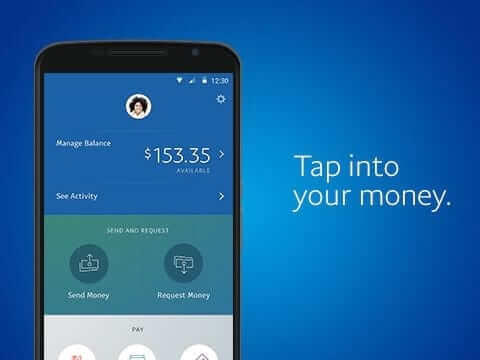 how to send money from canada to india using paypal