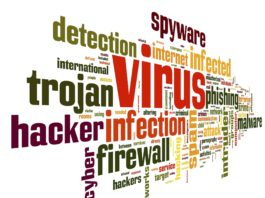 remove virus manually