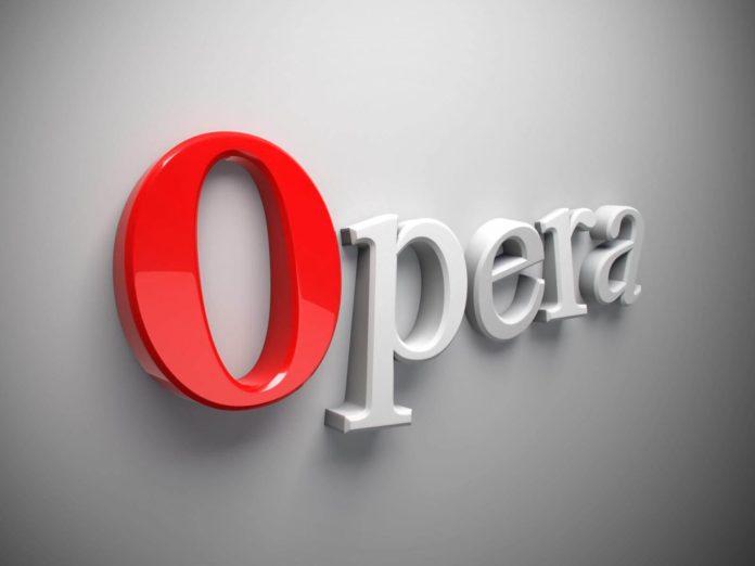 Opera's free Unlimited VPN service