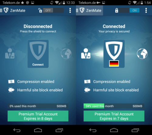 Best VPN Proxy Apps for Android Bypass blocked sites