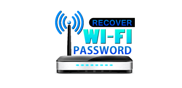 Download WiFi Password Finder to recover WiFi Passwords