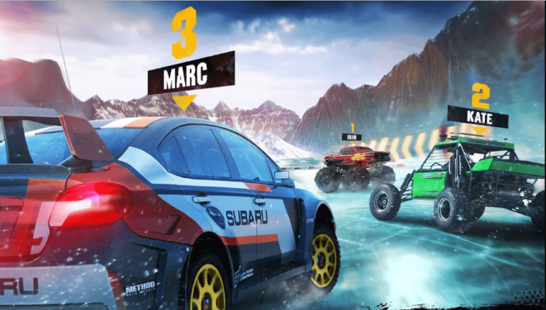 10 multiplayer racing games for Android
