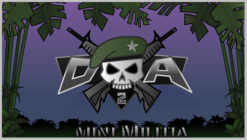 Download Mini militia wall hack